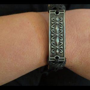 BN Men's Leather Bracelets